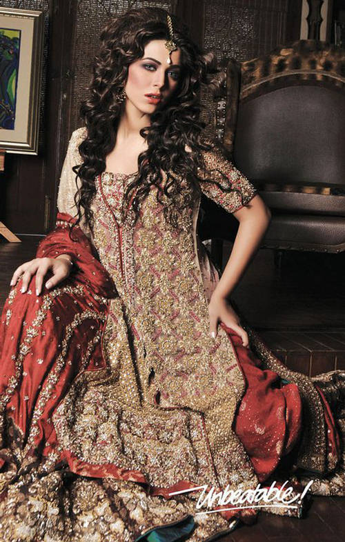 Shehla Rehman Bridal Collection 2012 by Unbeatable 04