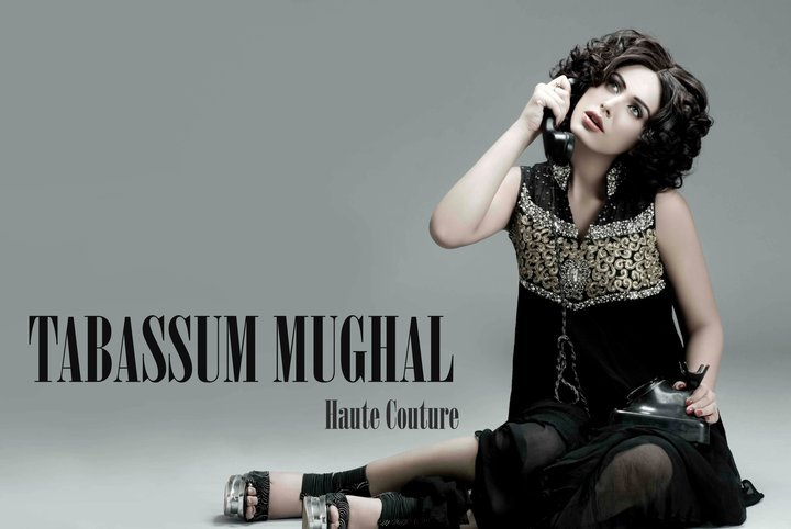 Tabassum Mughal Latest Winter Collection 2012 f designer dresses