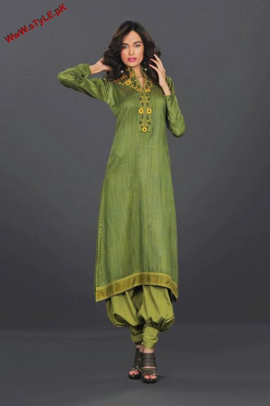 Winter Casual Wear For Women By Cynosure 2012 005 for women local brands