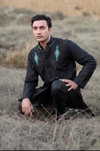 black kurta shalwar for men (10)