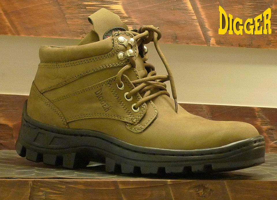 Footwear For Men By Digger - Borjan 006