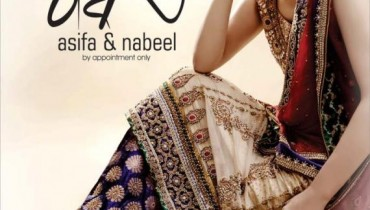 Asifa & Nabeel Stunning Bridal Collection 2012 1