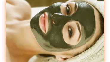 Black-strap Molasses Homemade Mask