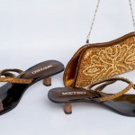 Bridal Sandals & Clutches Collection 2012 by Metro Shoes a