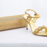 Bridal Sandals & Clutches Collection 2012 by Metro Shoes c
