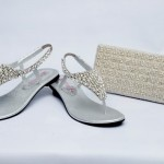 Bridal Sandals & Clutches Collection 2012 by Metro Shoes e