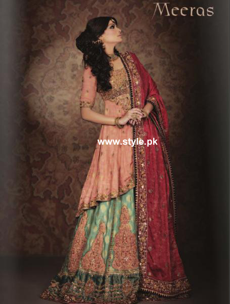 Countrys Best Bridals 2012 by Top Pakistani Designers b wedding wear local designer clothes for women hsy designer