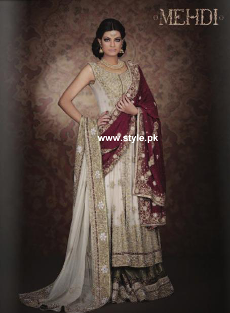 Countrys Best Bridals 2012 by Top Pakistani Designers c wedding wear local designer clothes for women hsy designer