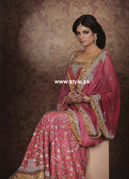 Countrys Best Bridals 2012 by Top Pakistani Designers e wedding wear local designer clothes for women hsy designer