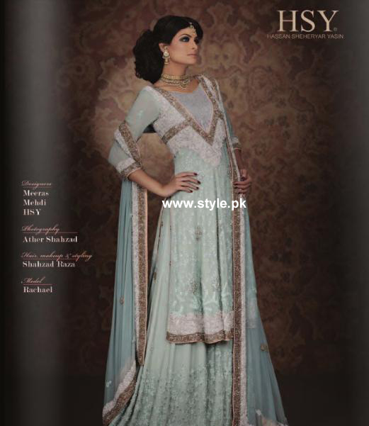 Countrys Best Bridals 2012 by Top Pakistani Designers f wedding wear local designer clothes for women hsy designer