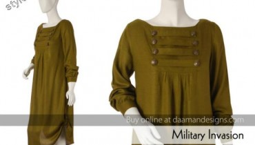 Daaman Spring Collection 2012 for Women 1
