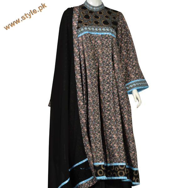 Junaid Jamshed Latest Casual Wear For Women 2012
