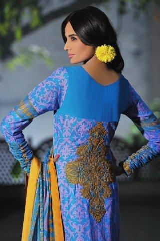 KESA Latest Collection 2012 by House of Lala 1 designer dresses