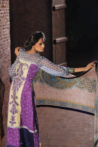 KESA Latest Collection 2012 by House of Lala 2 designer dresses