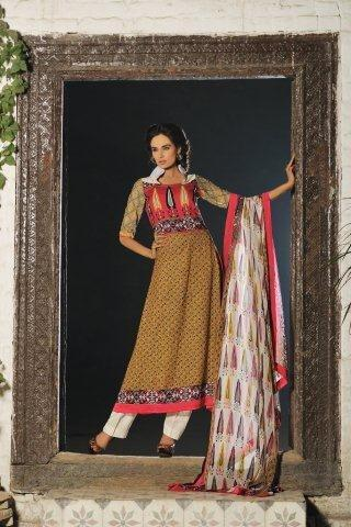 KESA Latest Collection 2012 by House of Lala 3 designer dresses
