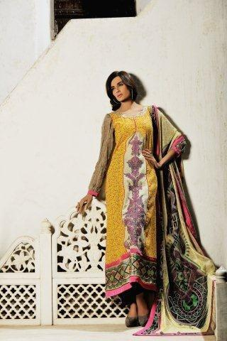 KESA Latest Collection 2012 by House of Lala 4 designer dresses