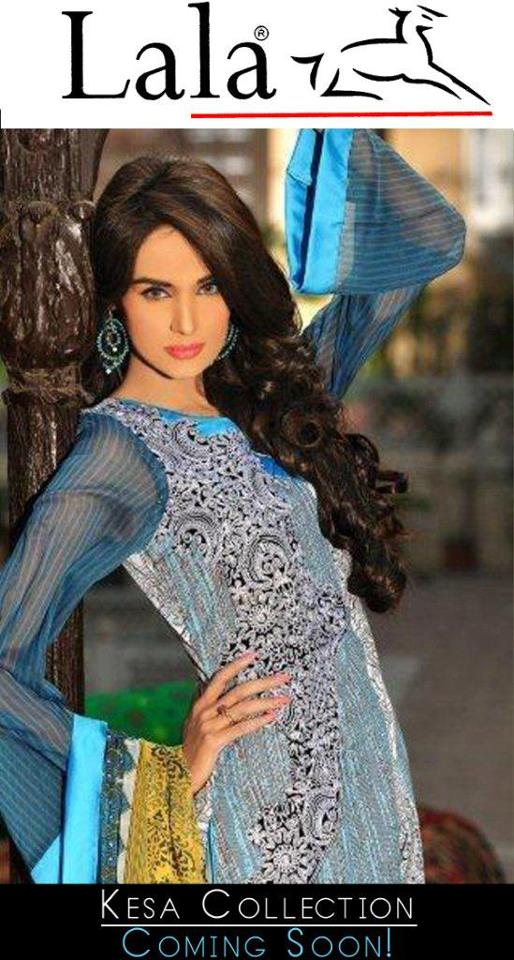 KESA Latest Collection 2012 by House of Lala 5 designer dresses