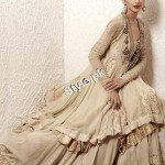 Latest Asifa & Nabeel Formal Wear Collection 2012 1