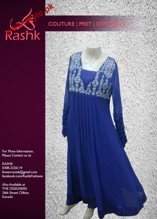 Latest Casual Wear By Rushk For Women 2012 004 for women local brands