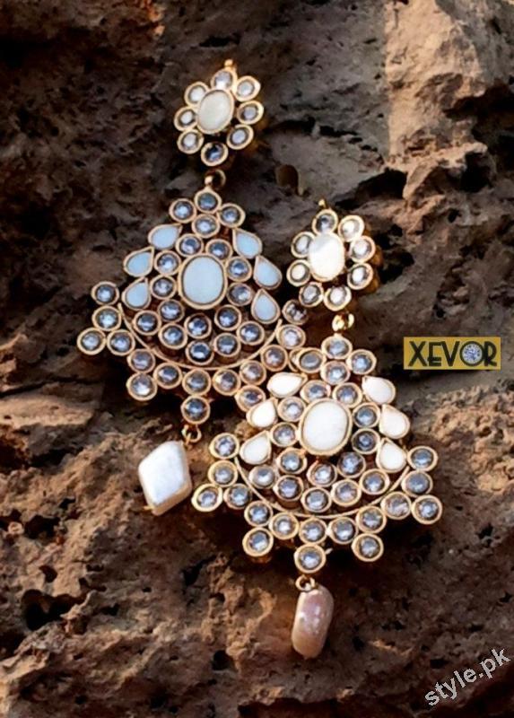 latest designer handmade jewellery 2012 by xevor