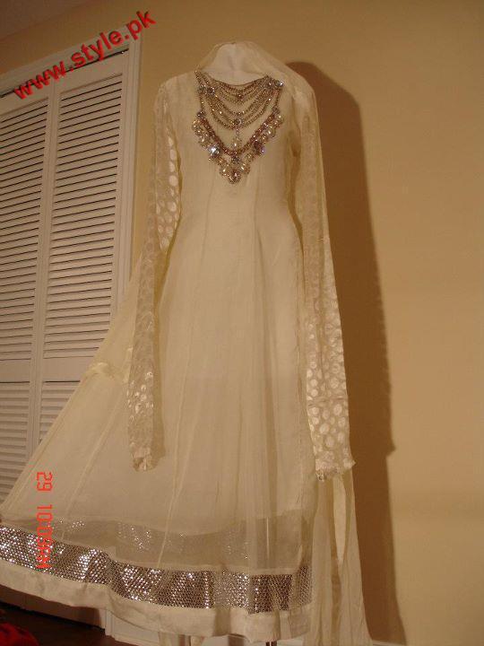 Latest Fancy Party Wear Dresses By Salehaz Collection 2012