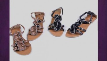 Latest Sandals Collection For Women By Urban CUlture 2012-004
