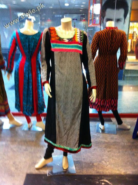 Latest Stunning Casual Wear By Classic Collection 2012 003 for women local brands