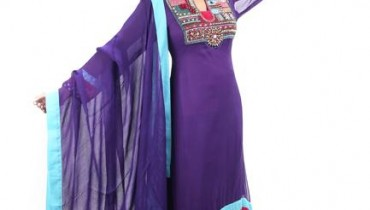 Latest Winter Collection For Women By Damak 2012-007