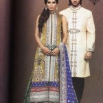 Latest fashion Walima dresses 2012 in Pakistan 11 150x150 bridal dresses