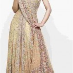 Latest fashion Walima dresses 2012 in Pakistan 13