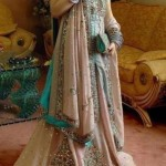 Latest fashion Walima dresses 2012 in Pakistan 18