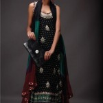 Latest fashion Walima dresses 2012 in Pakistan 2