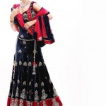 Latest fashion Walima dresses 2012 in Pakistan 4