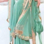 Latest fashion Walima dresses 2012 in Pakistan 7