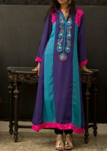party wear for girls by sania collections (2)