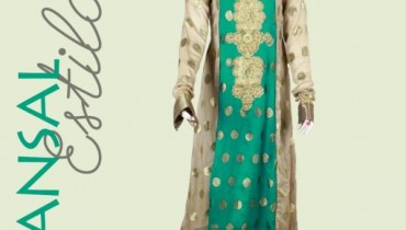 Maansal Estilo Latest Winter Collection 2012-001