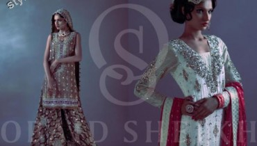 Obaid Sheikh Bridal Collection 2012 for Women a