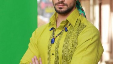 Rangeen Kurta Collection 2012 By Arsalan & Yahseer 1