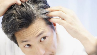 Home Remedy for Grey Hairs