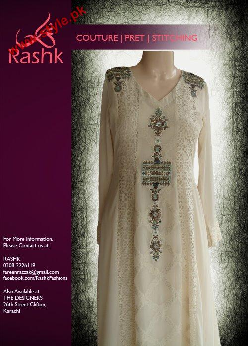 Rushk Latest Winter Collection 2012 006 for women local brands