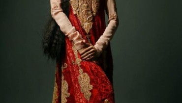 Shameel Ansari New Couture Bridal Collection 2012 1