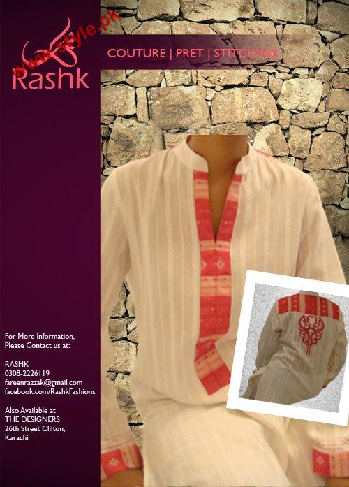 Stunning Evening Wear Collection For Winter By Rushk 2012 002 for women local brands
