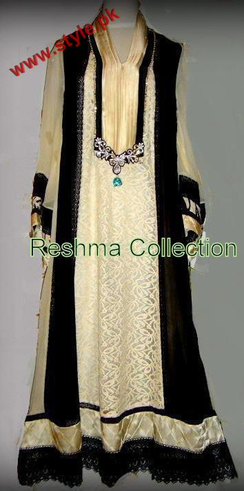 Stunning Party Wear dresses By Reshma Collection 2012-002