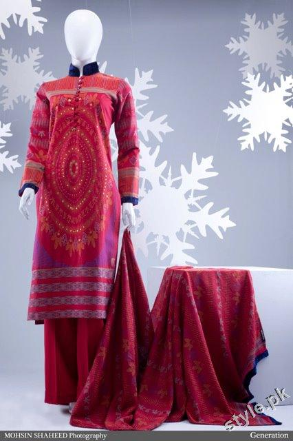 Stylish New Year 2012 Women Dress by Generation 2