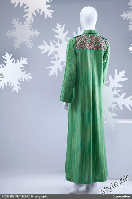 Stylish New Year 2012 Women Dress by Generation 6