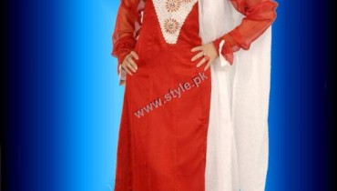 Winter Arrivals For Women By Uzma Creation 2012-004