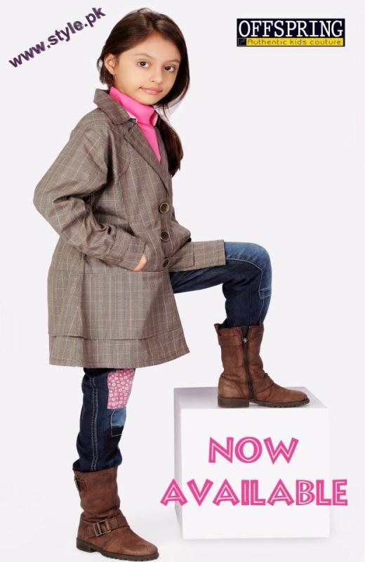 Winter Kids Wear Collection By Insaf Fabrics 2012-007