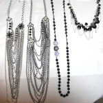 ACCESSORIZE YOUR SELF WITH LONG NECKLACES