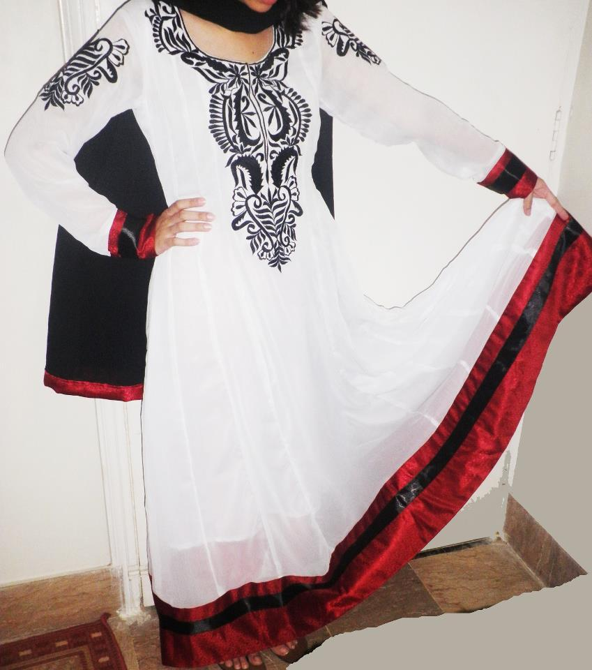 party wear for girls by sania collections (7)