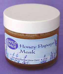 Honey & Papaya Paste To Get Rid  From Pimples